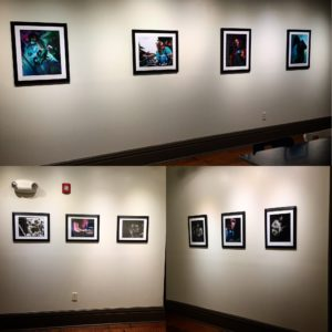 I Was There gallery opening at CSPS in Cedar Rapids, Iowa
