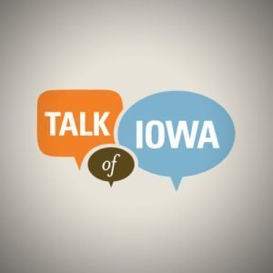 Shadow Fox Photography talking about the Iowa music scene and music photography on Iowa Public Radio