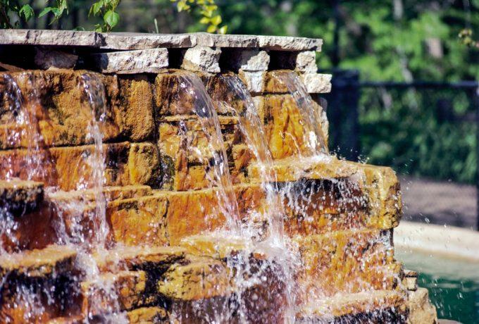 Film photography from a park in Cedar Rapids, Iowa