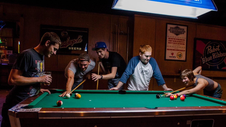 Six Odd Rats band promo photo in Iowa City