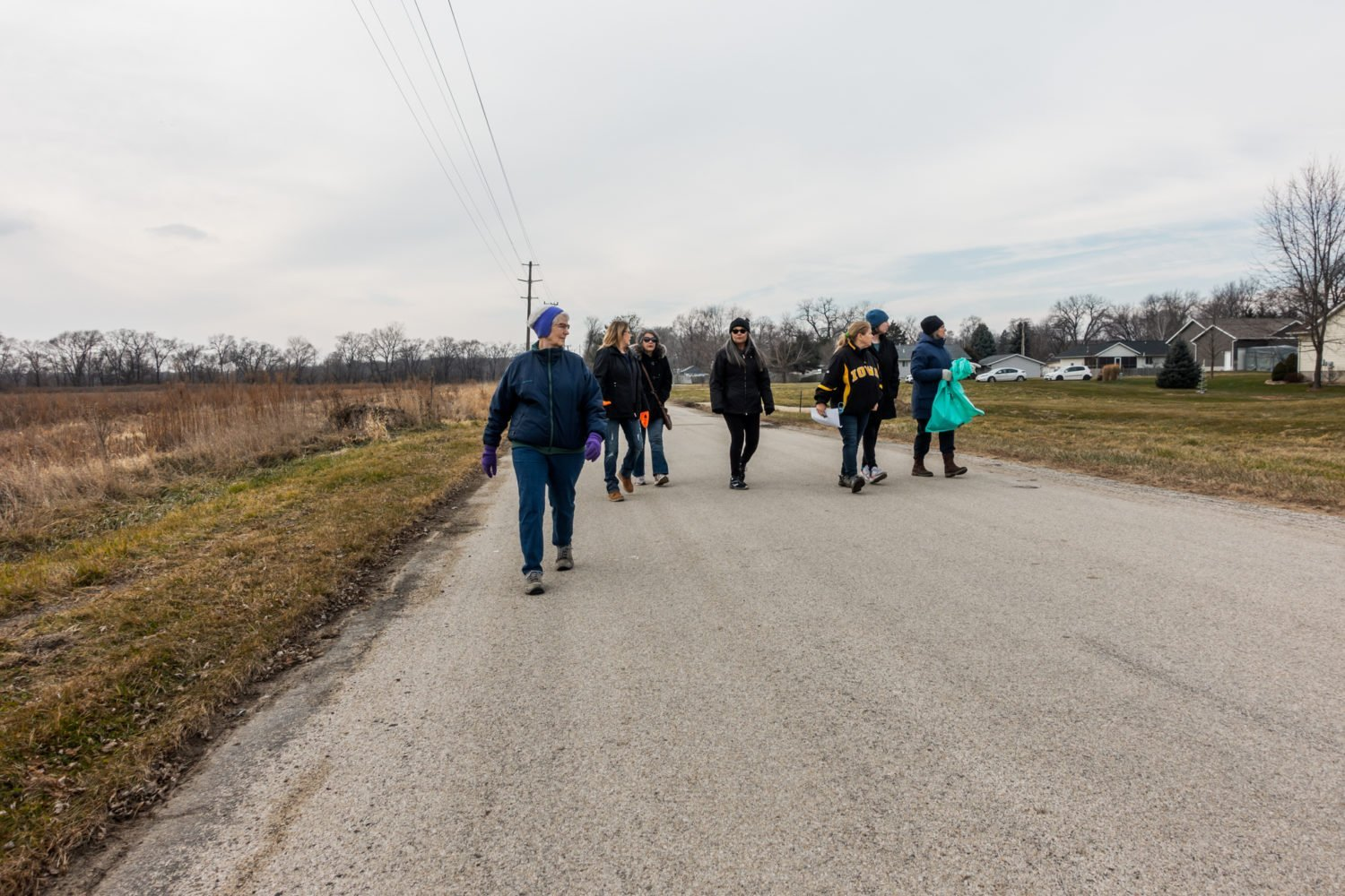 Walk from Rompot to the Prairie Park Fishery to see what is at stake in the proposed rezoning for an industrial rail yard